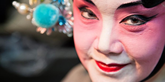 CHINESE OPERA PORTRAITS | NEW YORK, NY PHOTOGRAPHER