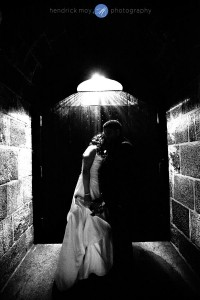 winter Cloisters NY Wedding