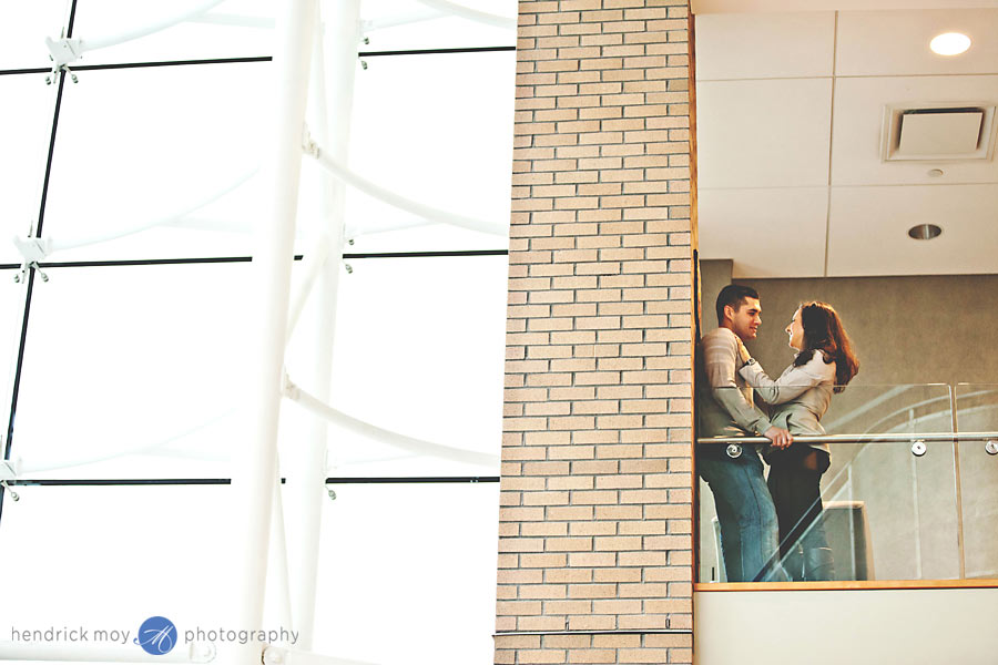 Stevens Institute New Jersey Engagement Session 2 CAROLINE AND JUSTIN'S STEVENS INSTITUTE ENGAGEMENT SESSION | HOBOKEN, NJ WEDDING PHOTOGRAPHER