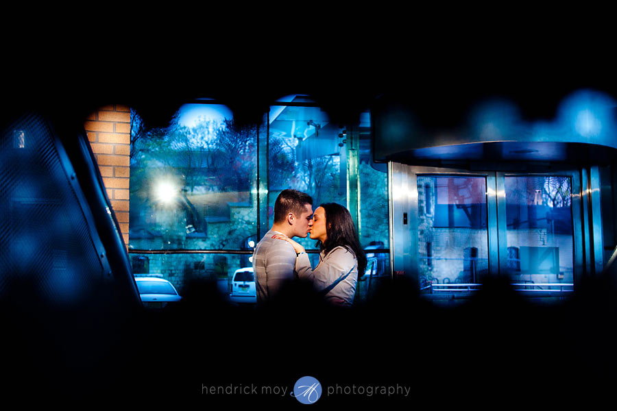 Stevens Institute New Jersey Engagement Session 3 CAROLINE AND JUSTIN'S STEVENS INSTITUTE ENGAGEMENT SESSION | HOBOKEN, NJ WEDDING PHOTOGRAPHER