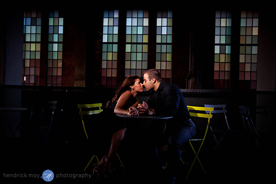 RAQUEL AND DANNY'S ENGAGEMENT SESSION | HIGH LINE, NYC WEDDING PHOTOGRAPHER