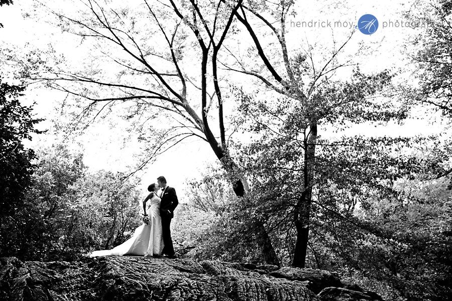 Central Park Wedding Photography: STEPHANIE & VIET'S MULAN WEDDING