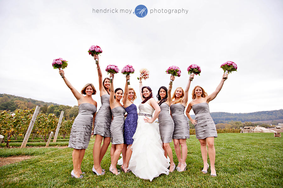 NJ-Wedding-Alba-Vineyard-bridesmaid-bouquets