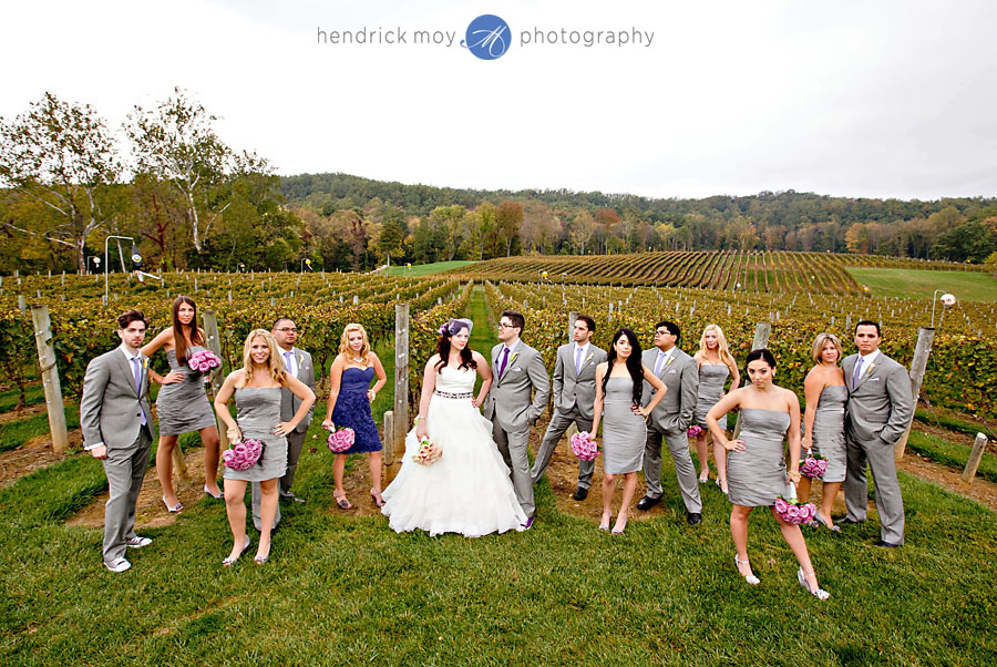 NJ-Alba-Vineyard-wedding-party-portrait