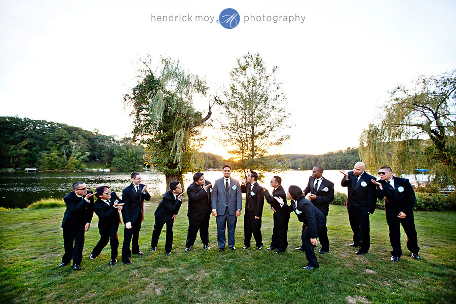 16-White-Meadow-Lake-House-Country-Club-groomsmen-portraits