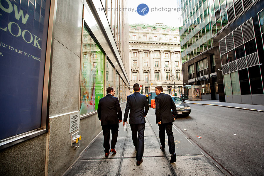 battery gardens wedding photographer  5 groomsmen photography HALEY & DAVID'S BATTERY GARDENS WEDDING | NYC, NY WEDDING PHOTOGRAPHER