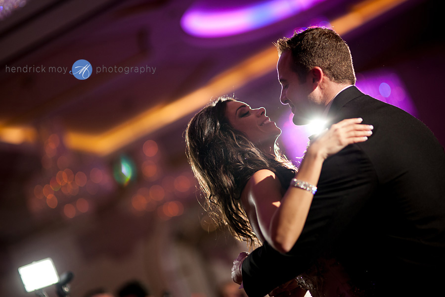 nj grove wedding first dance pictures hendrick moy photography
