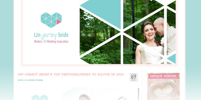 TOP PHOTOGRAPHER TO WATCH IN 2013 | NEW JERSEY WEDDING PHOTOGRAPHER
