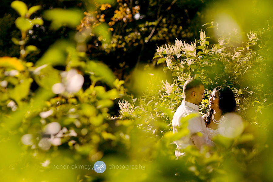 Glen Ridge NJ wedding photographer bride and groom picture