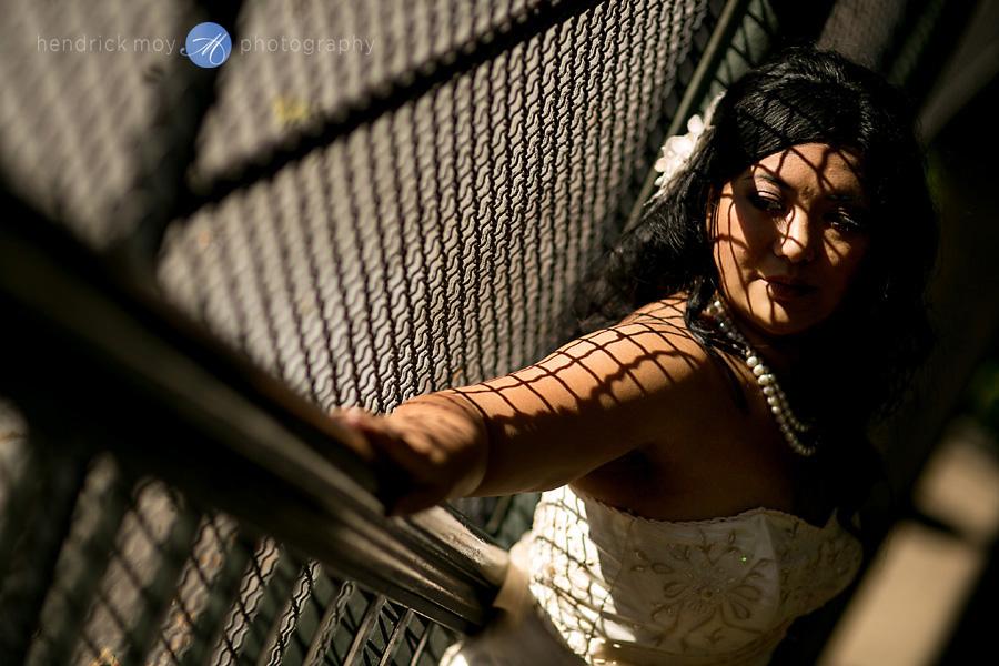 Glen Ridge NJ wedding photographer picture of the bride