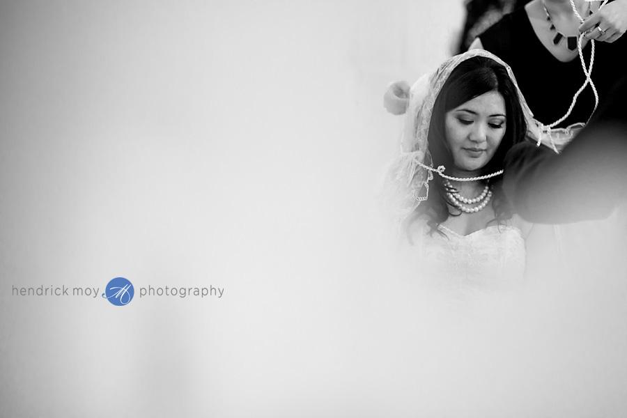 Glen Ridge NJ wedding photographer ceremony bride