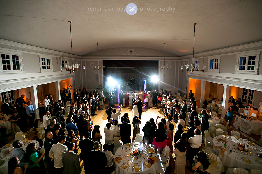 Glen Ridge NJ wedding photographer dancing