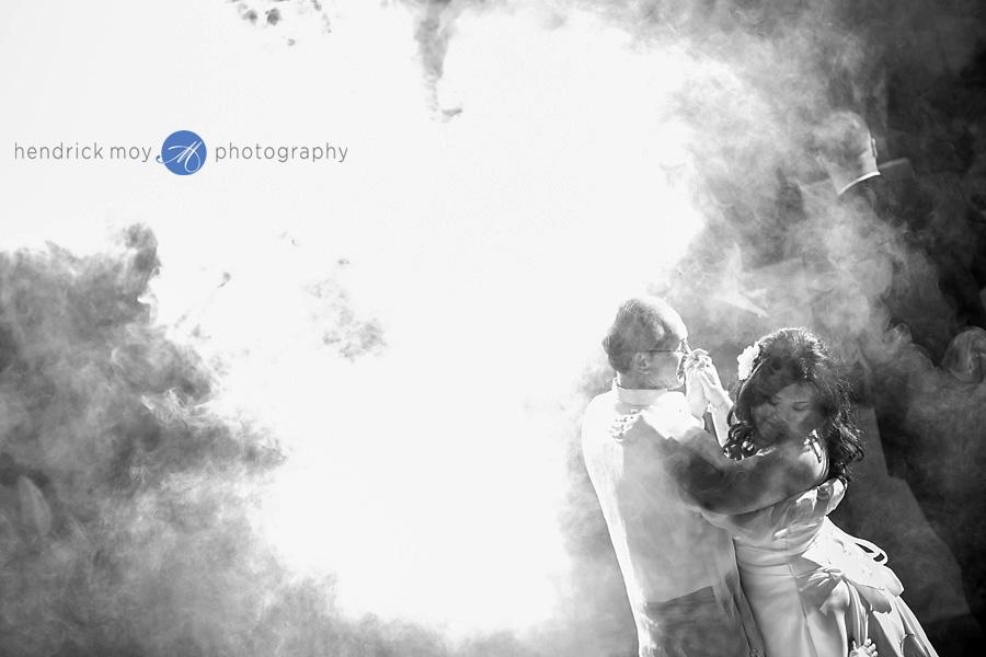 Glen Ridge NJ wedding photographer father daughter dance