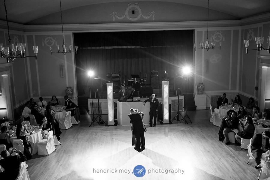 Glen Ridge NJ wedding photographer dance