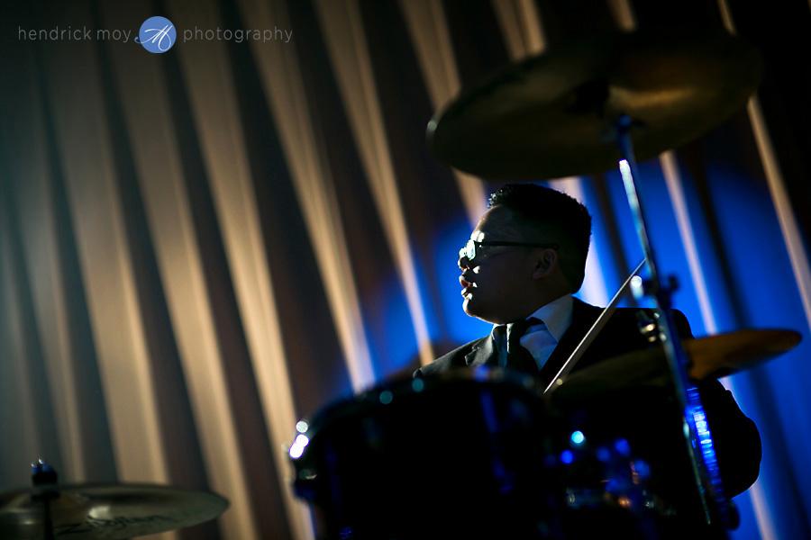 Glen Ridge NJ wedding photographer percussionist