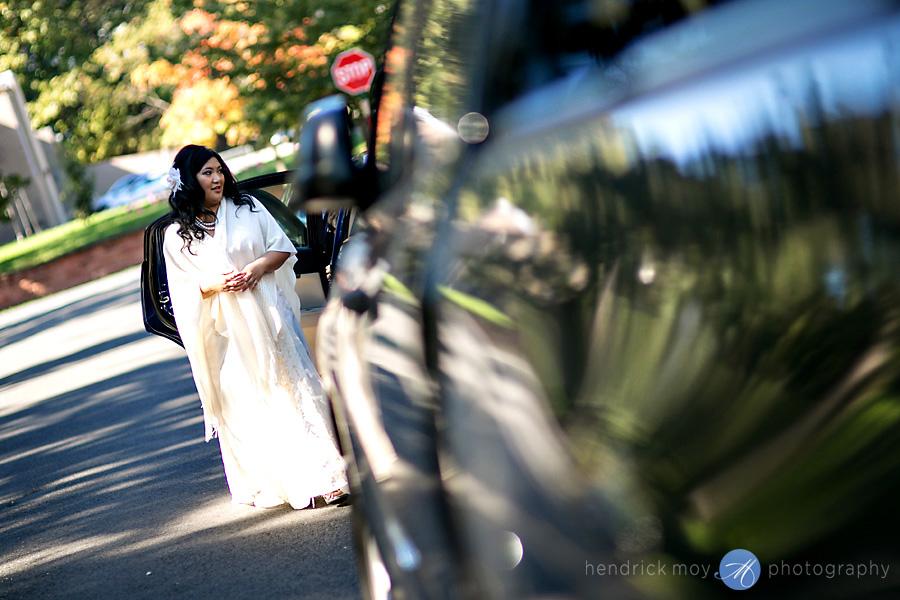 Glen Ridge NJ wedding photographer bridal portrait