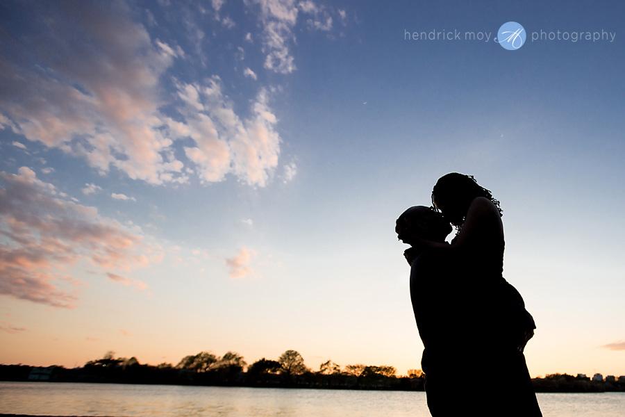 hendrick moy photography tidal basin silhouette
