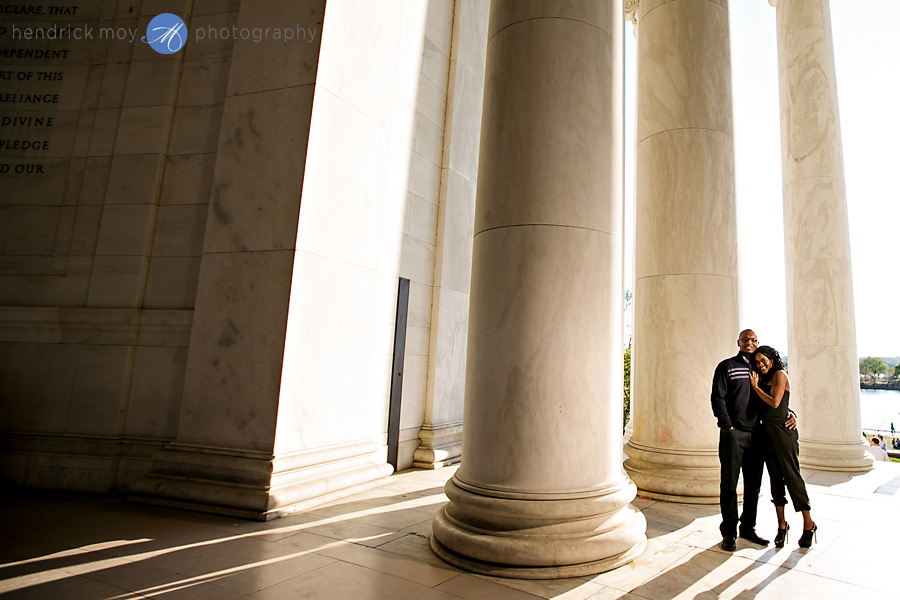 hendrick moy photography jefferson memorial