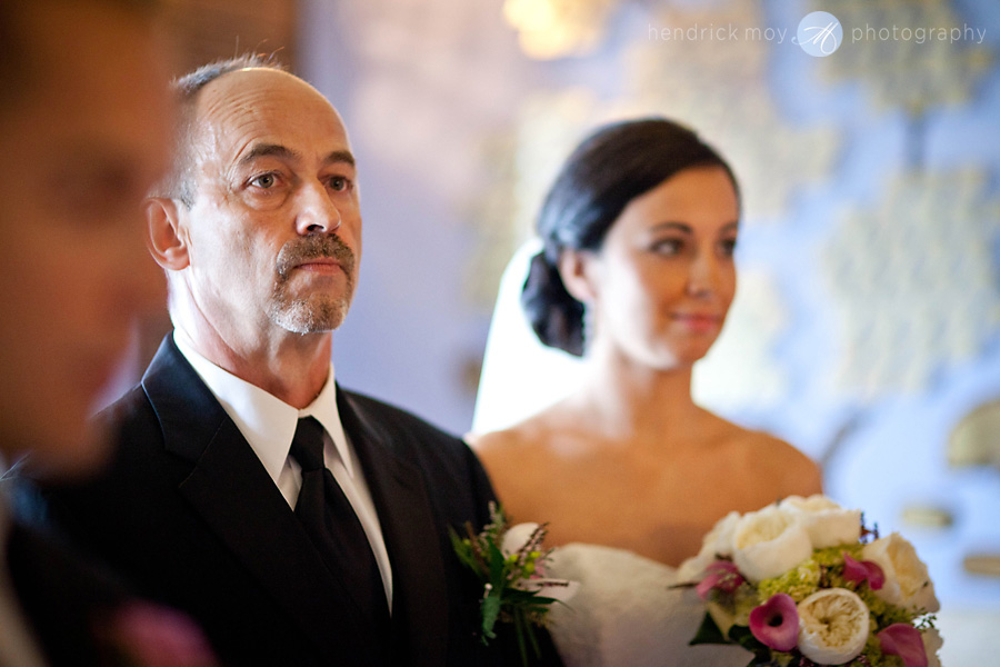 Tides Estate NJ Wedding Photographer father of the bride