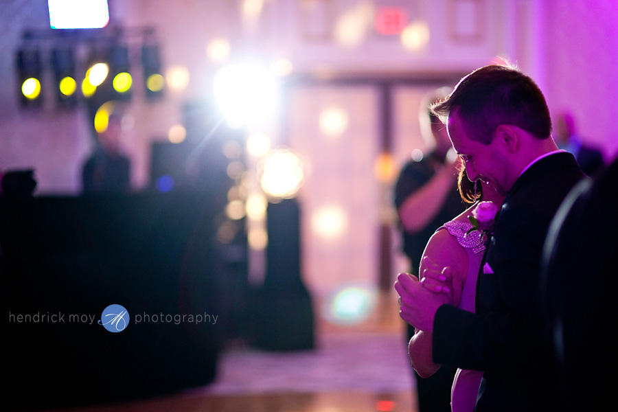 Tides Estate NJ Wedding pictures first dance