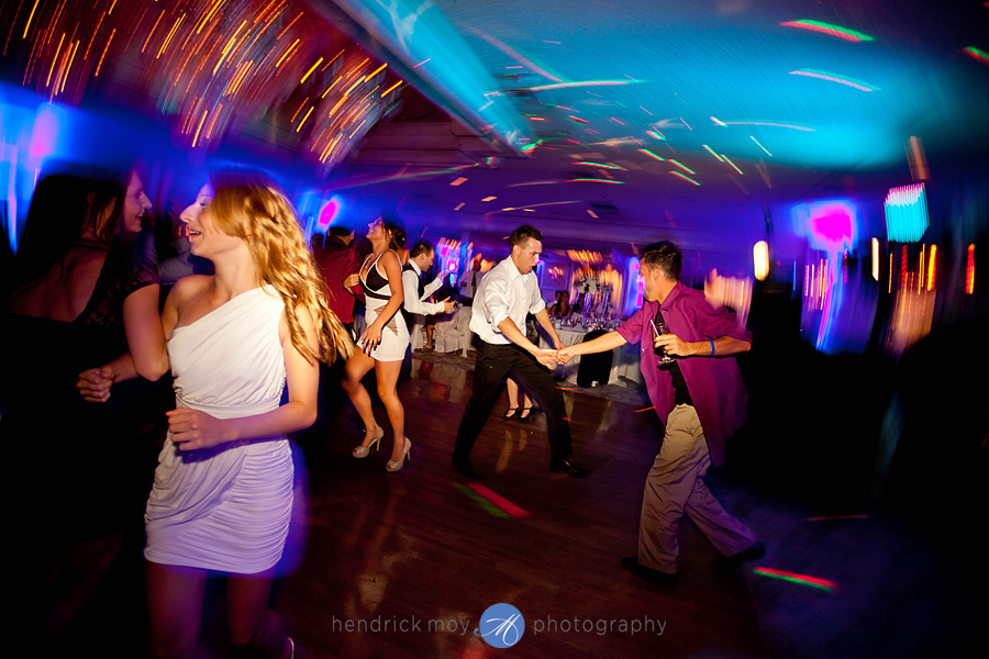 Tides Estate NJ Wedding pictures reception dance