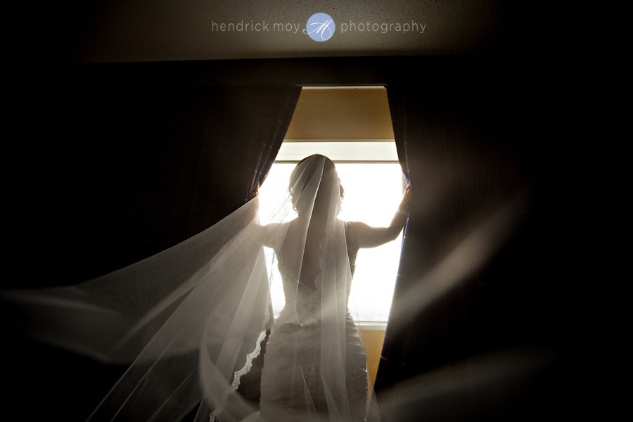 Meadowlands-Sheraton-NJ-Wedding-Photographer-Hendrick-Moy-bride-veil-window