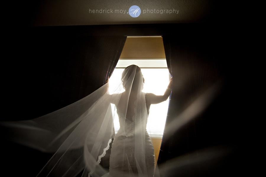 Meadowlands-Sheraton-NJ-Wedding-Photographer-Hendrick-Moy-bride-veil-window