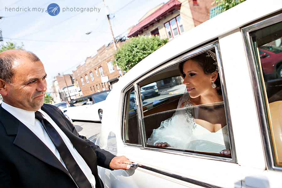 Newark-NJ-Wedding-Photographer-Hendrick-Moy-father-bride-limo