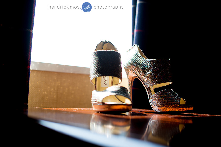 Sheraton-NJ-Wedding-Photographer-Hendrick-Moy-jimmy-choo-shoes
