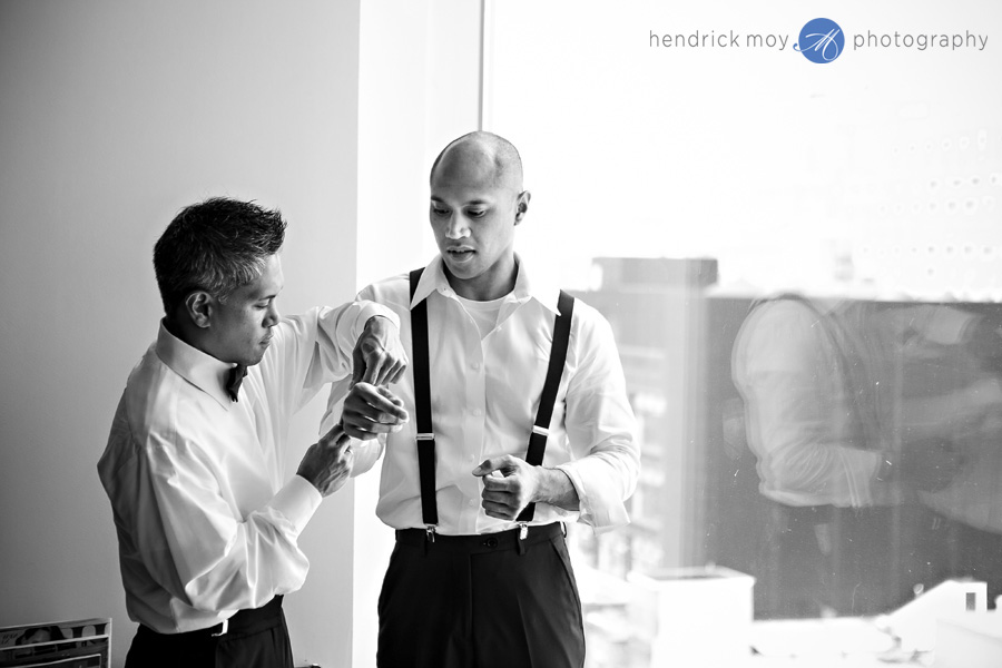High Line Standard Hotel NY Wedding Photography