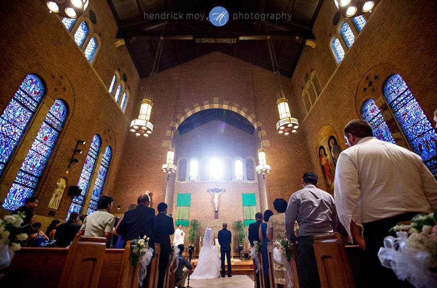 Hoboken Saints Peter Paul Church NJ Wedding Photography