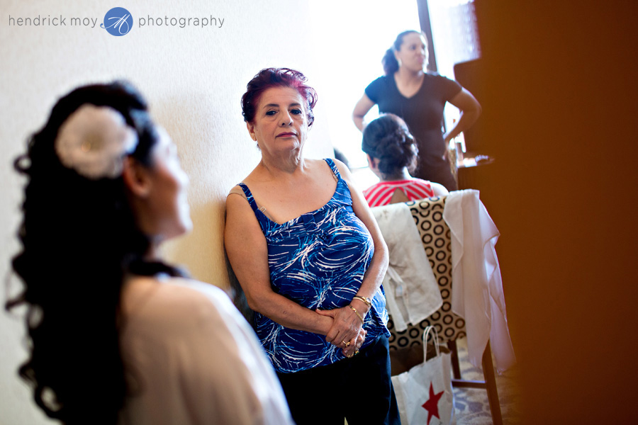 Weehawken Sheraton NJ Wedding Photography