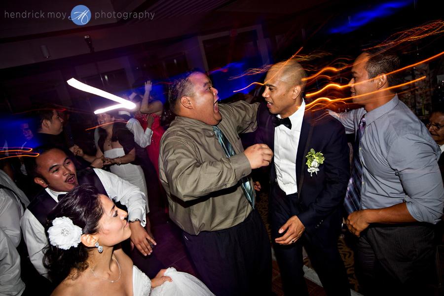 Weehawken Chart House NJ Wedding Photography