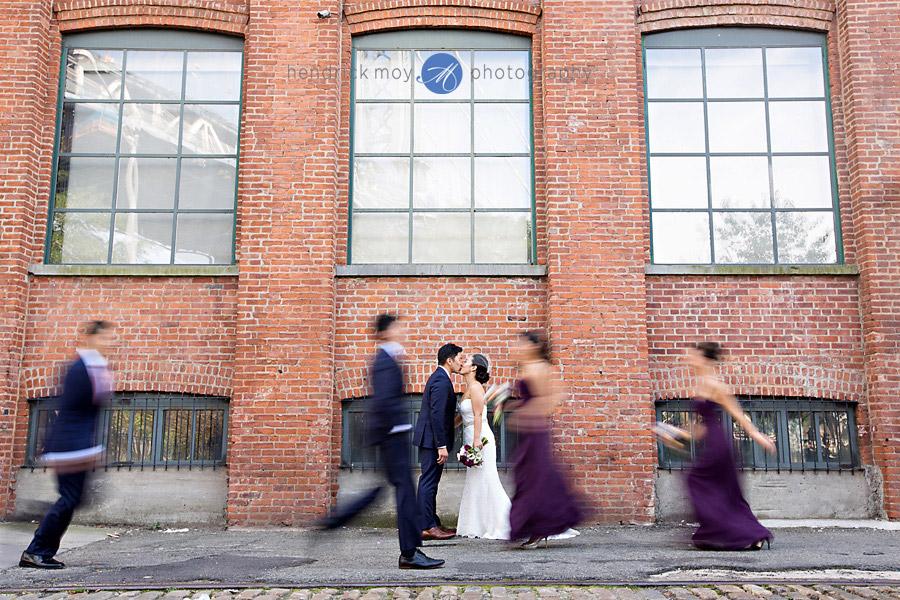 dumbo wedding photography portraits nyc hendrick moy