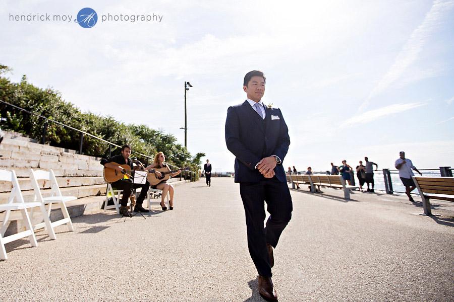 brooklyn bridge park wedding nyc hendrick moy photography