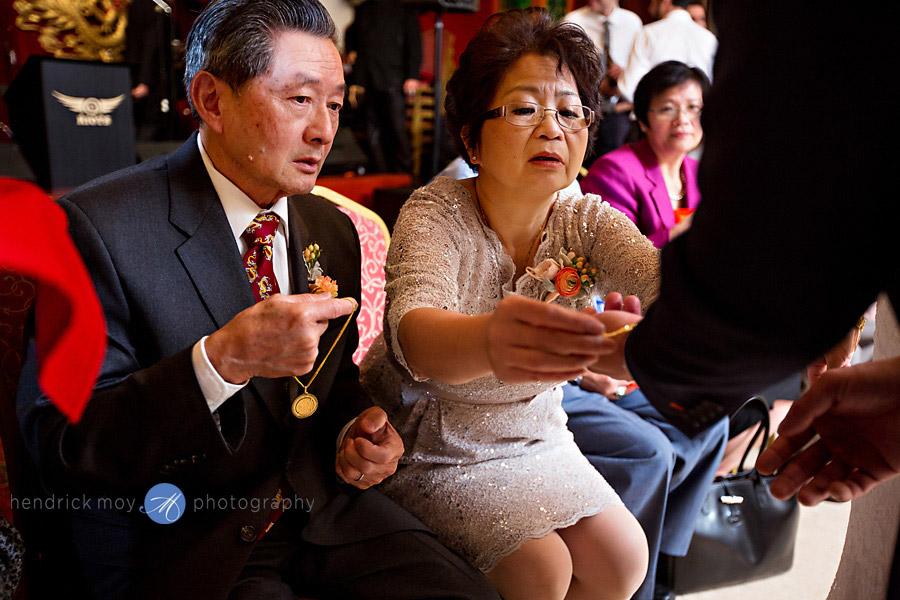 grand harmony palace wedding nyc hendrick moy photography tea ceremony
