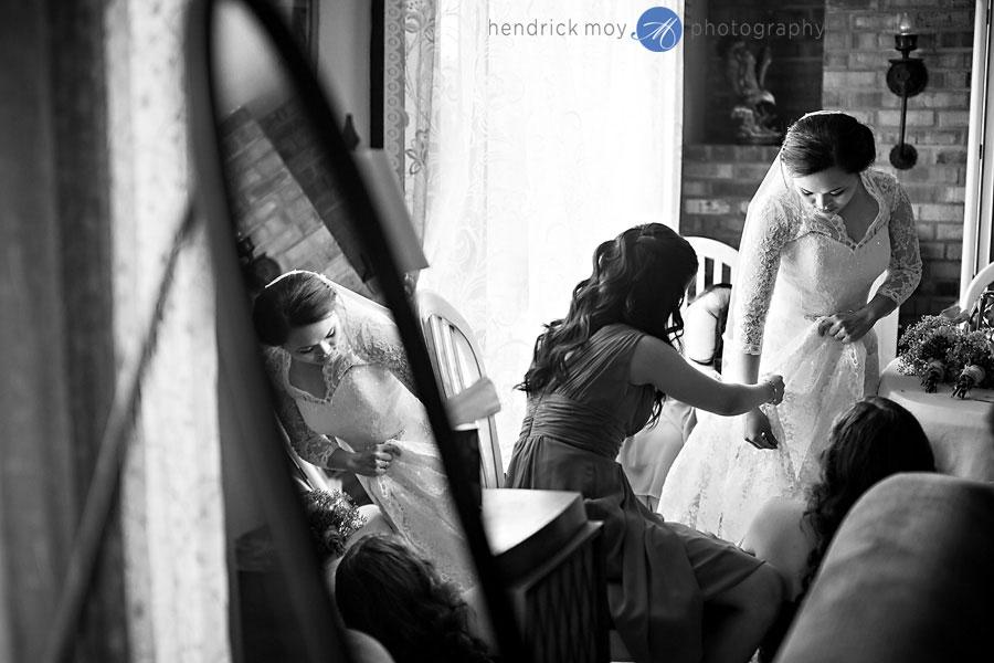 Benmarl Winery wedding Marlboro NY Photography