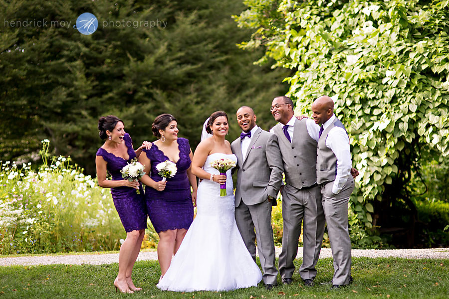 first look locust grove ny hudson valley wedding photography hendrick moy