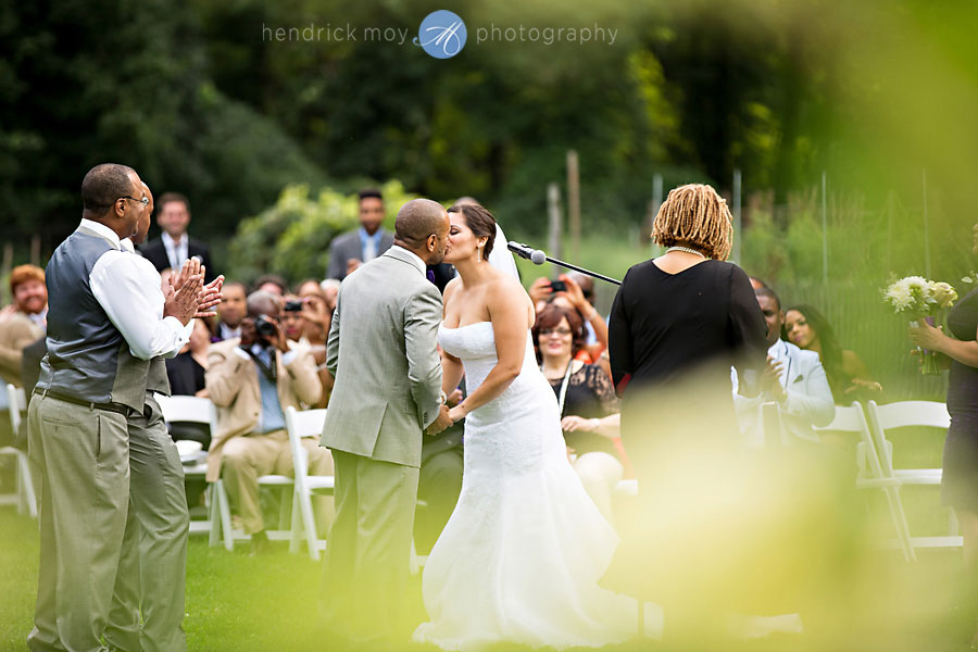 ceremony locust grove ny hudson valley wedding photography hendrick moy