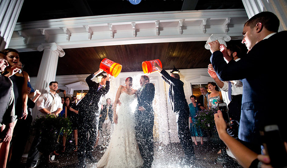 Als Ice Bucket Challenge Hudson Valley Wedding Photography