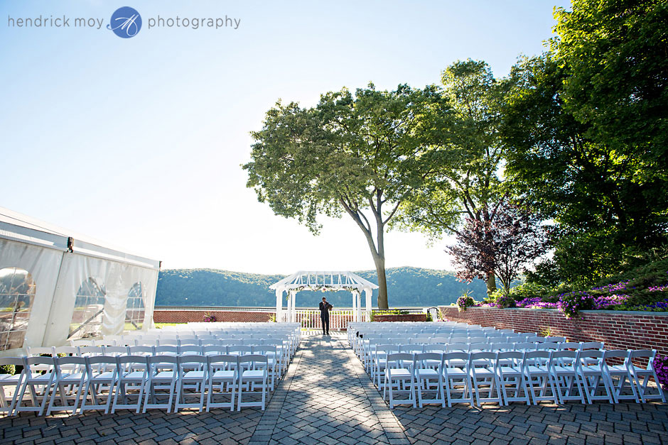 wedding ceremony grandview poughkeepsie ny hudson valley