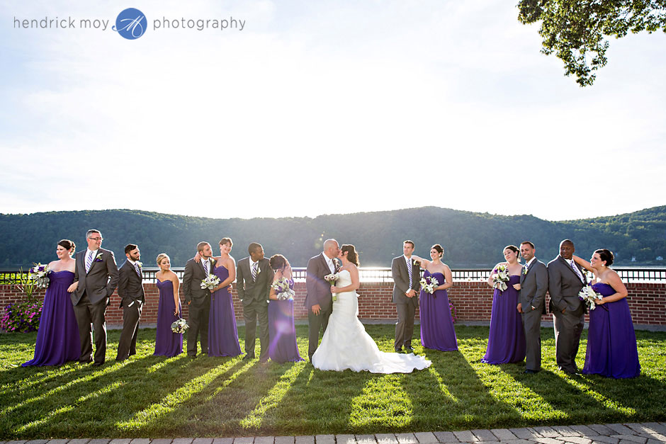 wedding party grandview poughkeepsie ny