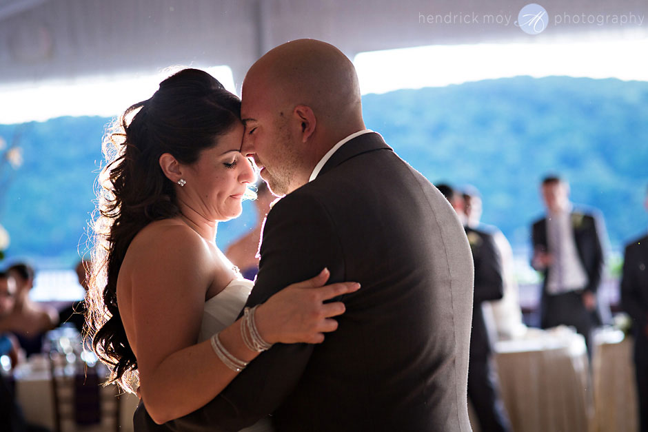 first dance wedding grandview poughkeepsie