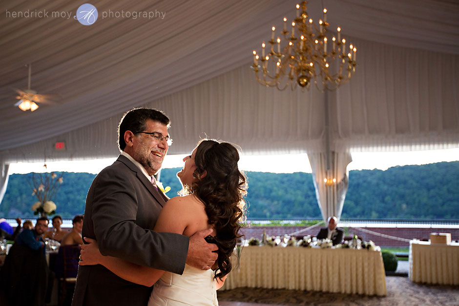 father daughter dance grandview poughkeepsie wedding