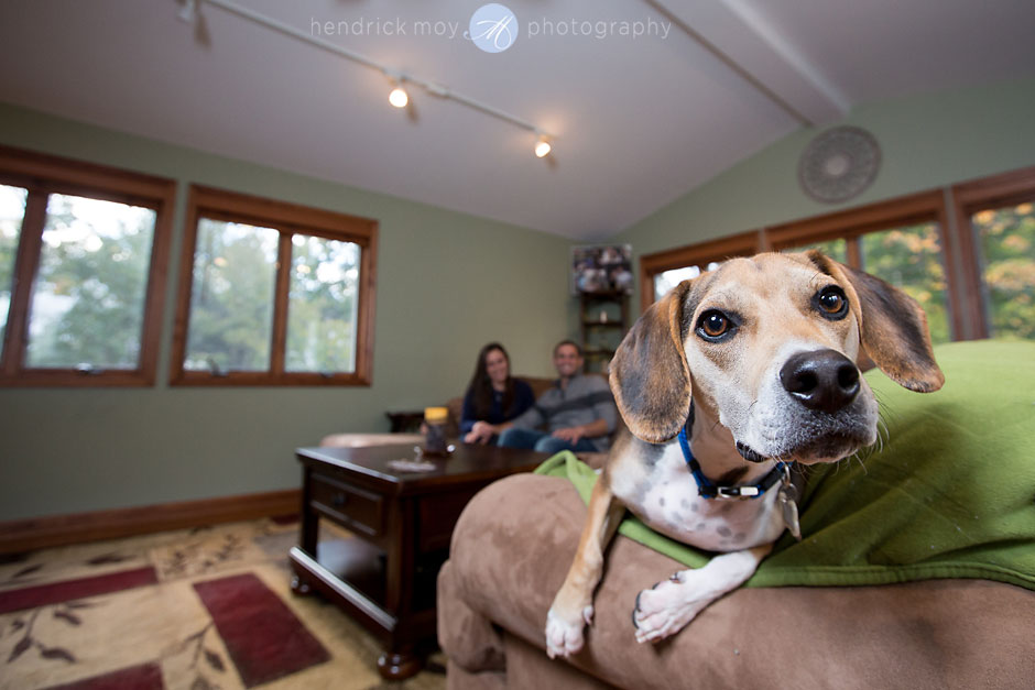 beagle ny engagement photography