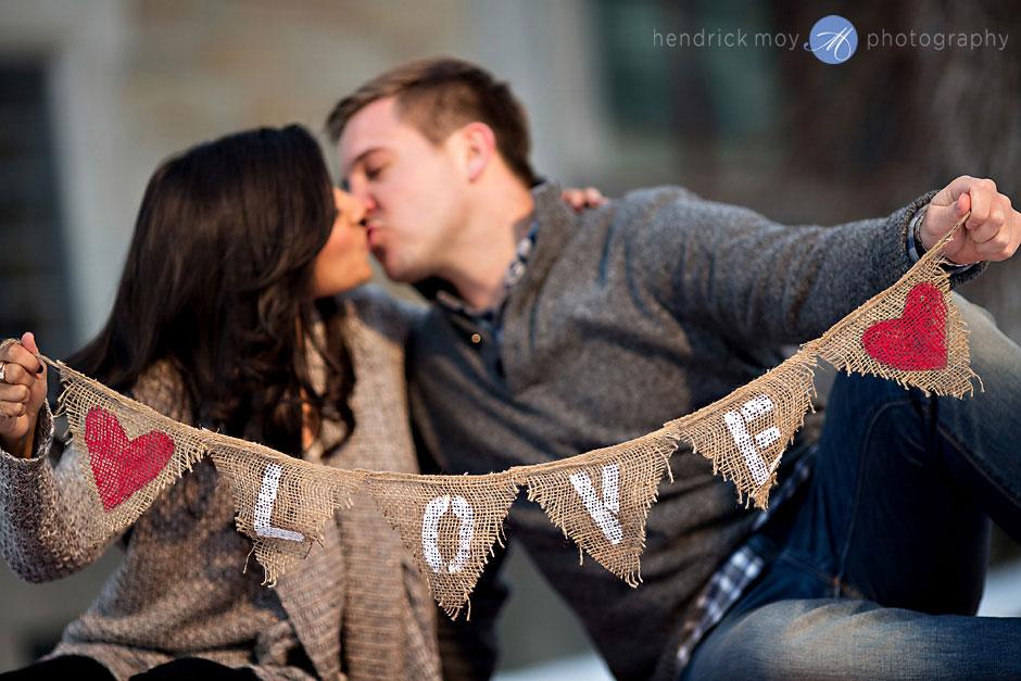 vassar engagement photos props ny hendrick moy