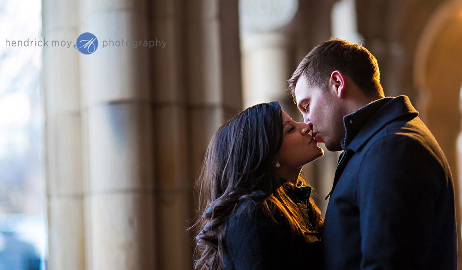 vassar college engagement photos ny hendrick moy