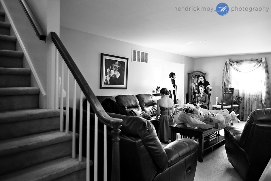 nj wedding photography getting ready