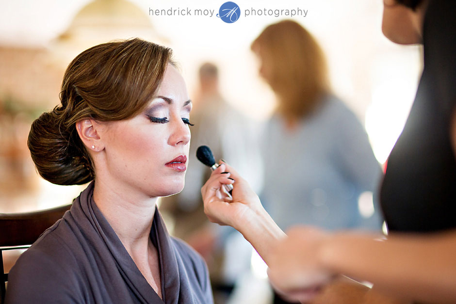 nj wedding photography bride getting ready