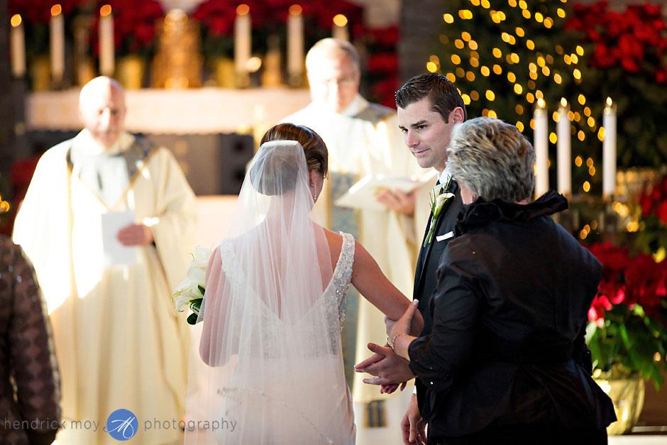 St. Aloysius Church nj wedding photographer